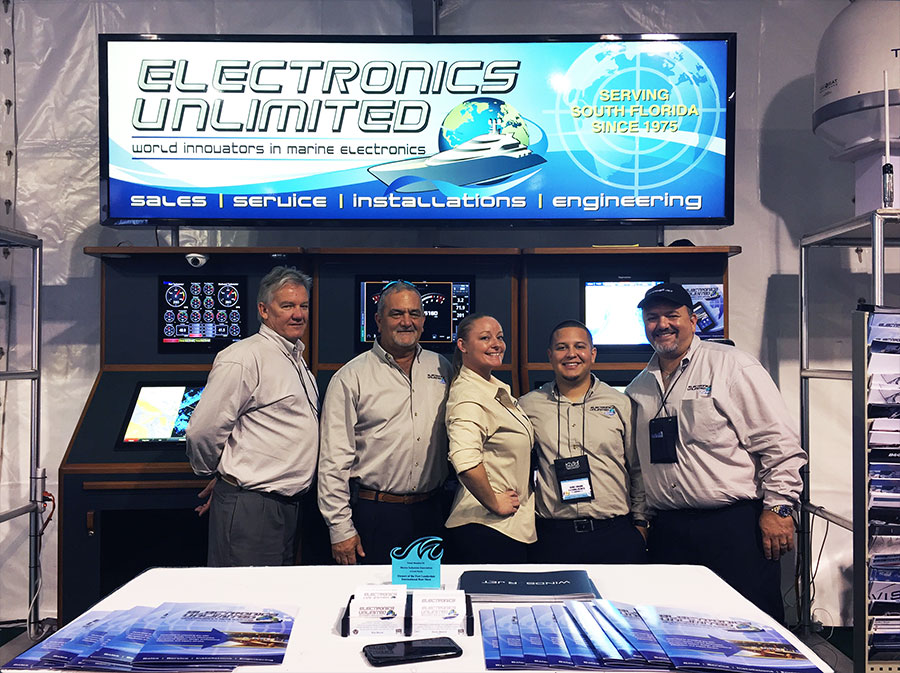 Elec-Unlimited Fort Lauderdale 2016 Boat Show